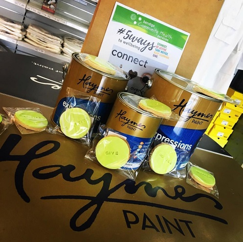 Haymes Paint  Web