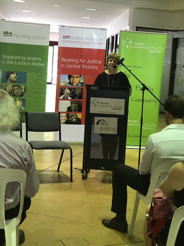 Bendigo Community Health Services official opening