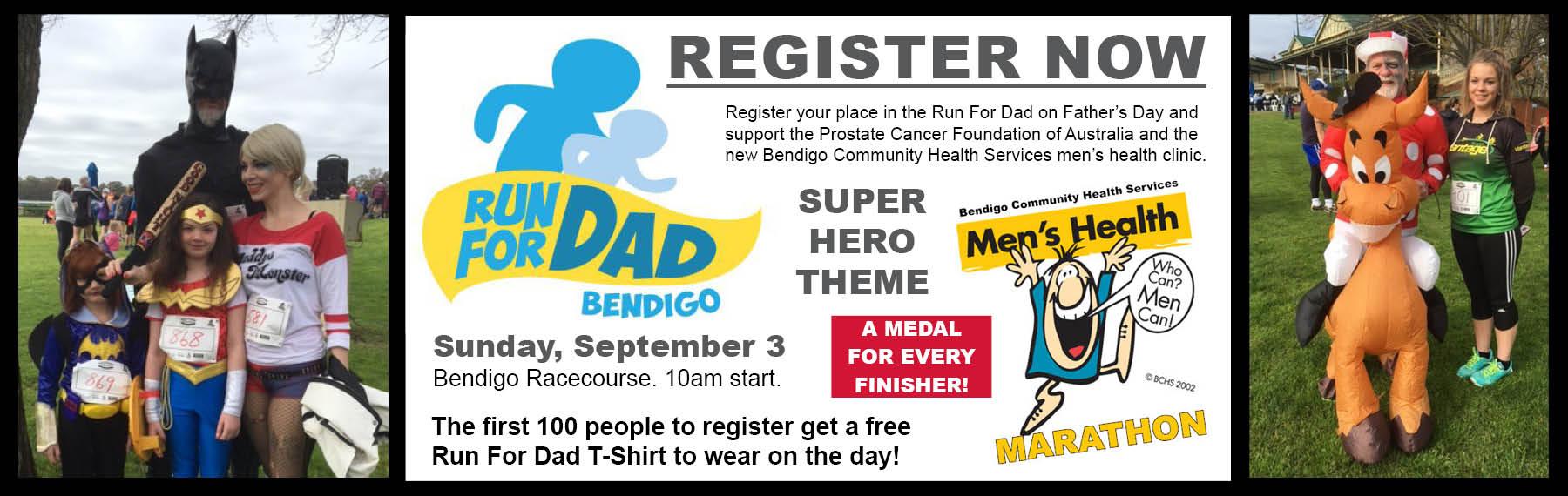 Run for Dad- Enter Online
